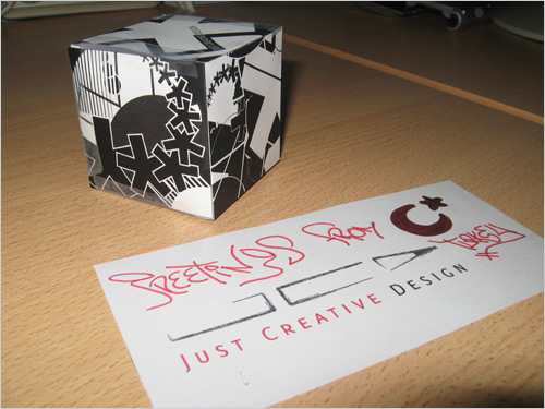 JCD Cube 2