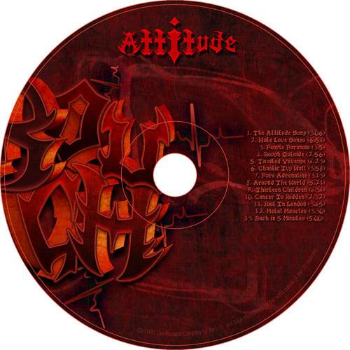 How To Design Album Art : How to design a cd cover just™ creative
