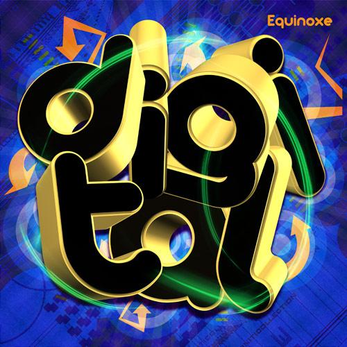 Digital CD Cover