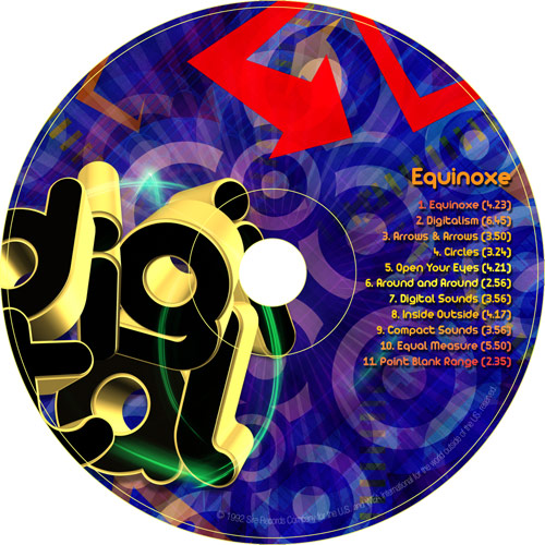 Digital CD