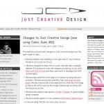 JCD with Comic Sans