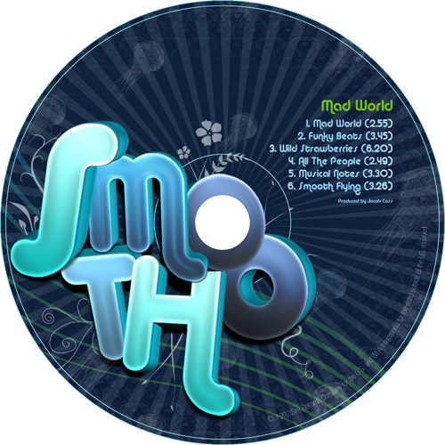How To Design A CD Cover | JUST™ Creative