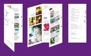 One Page Portfolio CV