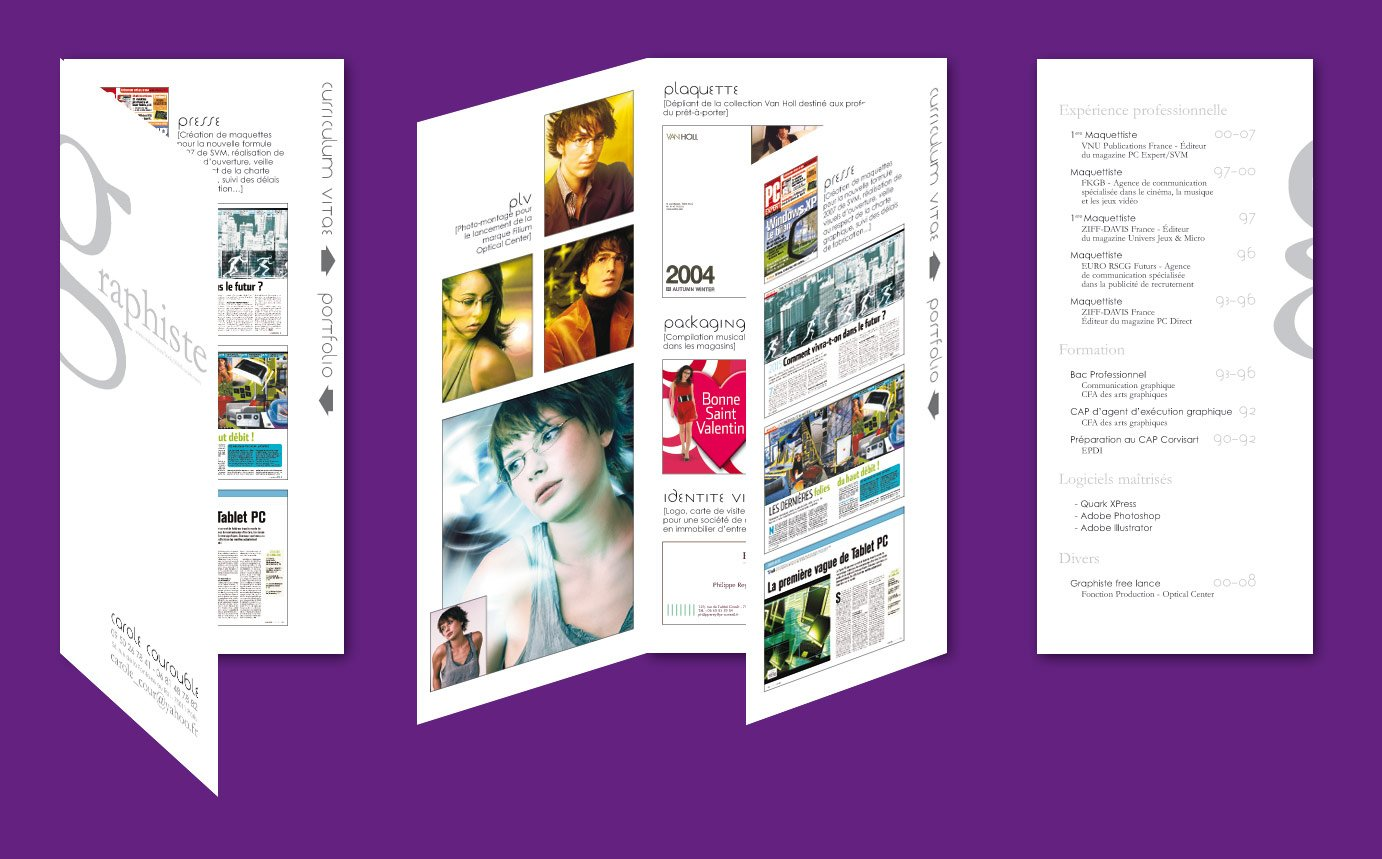 Graphic Design Portfolio Layout Examples Innovative Graphic Design