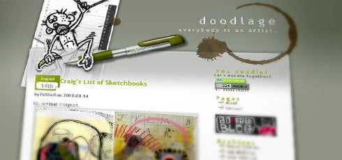 Doodleage | New Design Blogs