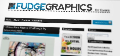 Fudge Graphics | New Design Blogs
