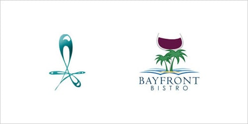 Brian Yerkes Logo Designs