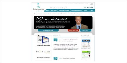 Brian Yerkes Website