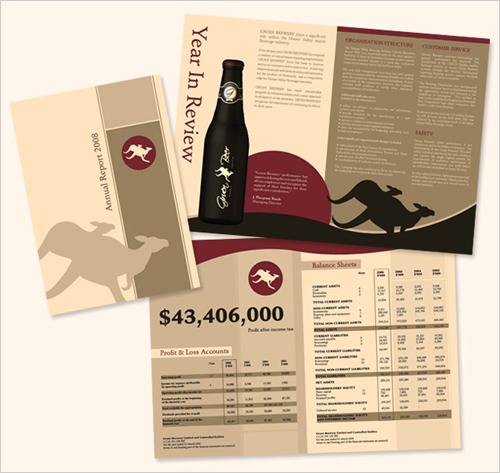 Annual Report Concept 1