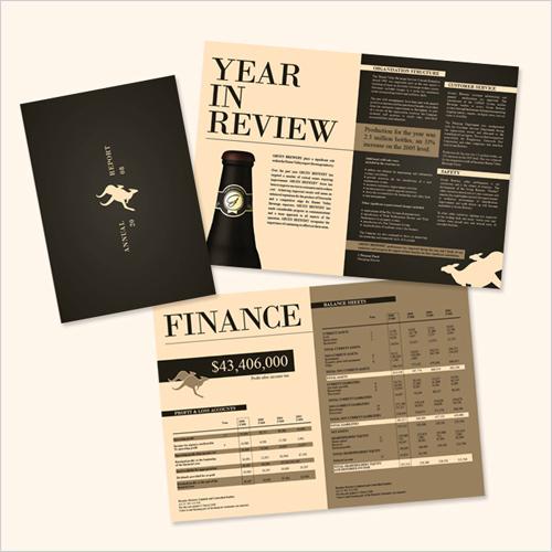 Annual Report Concept 2
