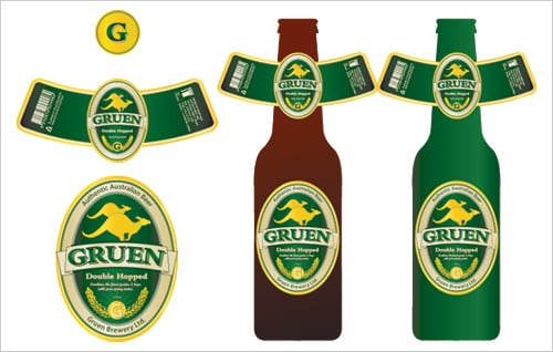 Beer Label Design - The Design Process Of Creating A Beer Label'S