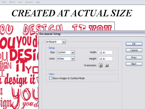 producing a pdf in photoshop