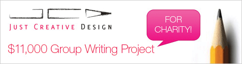 $11,000 Prize Giveaway - Design Group Writing Project For Charity