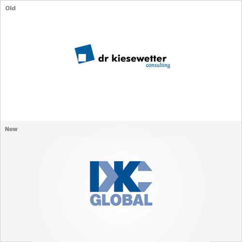 DKC Global Rebrand