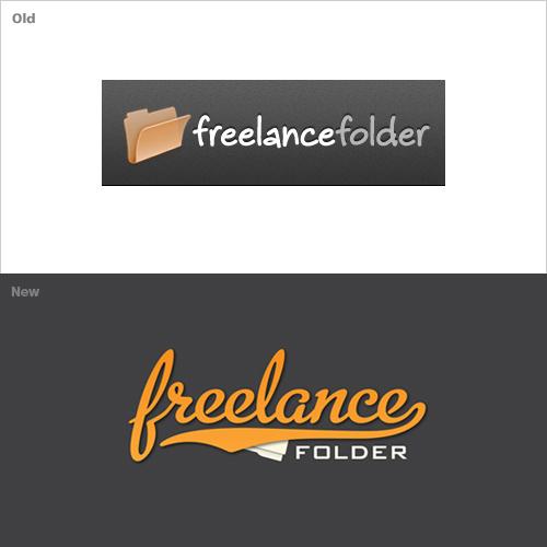 Freelance Folder Rebrand