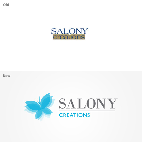 Salony Rebrand