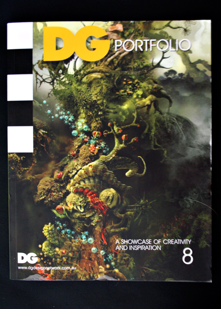 DG Magazine Cover