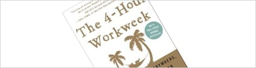 4 hour workweek book