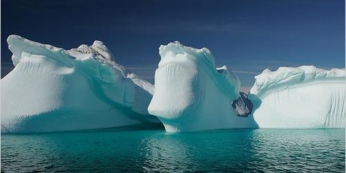 Icebergs  © Nick Russill