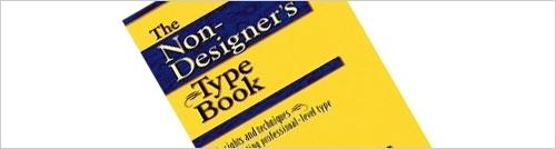 Non designers type book