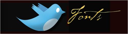 Twitter Fonts