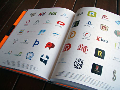 Logo Lounge 5 Spread