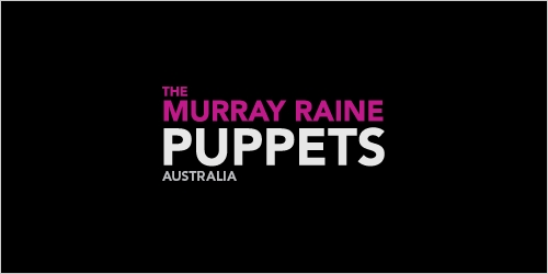 Murray Raine Puppets Logo