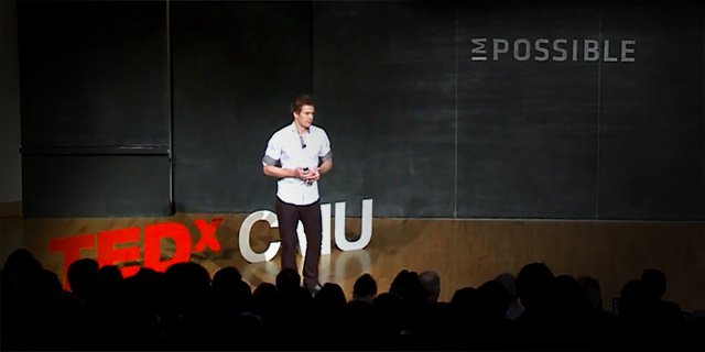 Jacob Cass at TEDxCMU