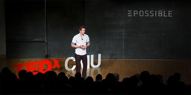 Jacob Cass at TEDxCMU