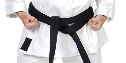 Blackbelt - Image from Shutterstock