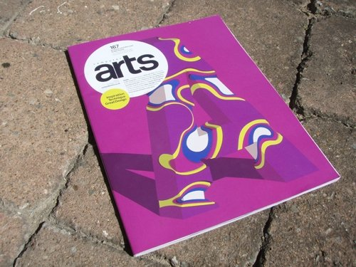 Computer Arts Magazine Cover 167