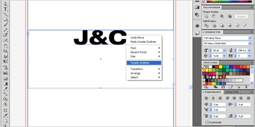 Create Outlines