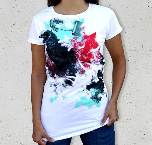 18 truly awesome cool custom designer tshirts just creative for Luxury t shirt printing