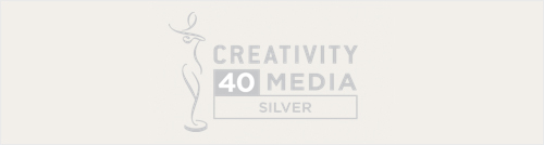 Creativity 40th Silver Awards