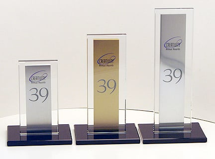 Creativity Annual Trophies