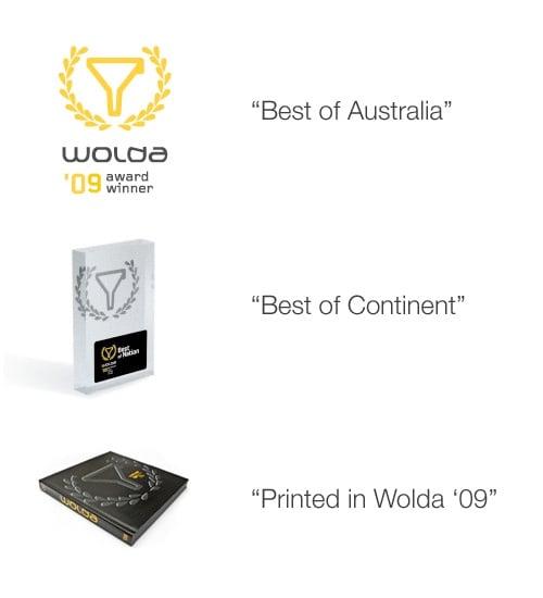 Wolda 09 Awards