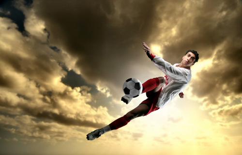 Soccer - Photo by Shutterstock
