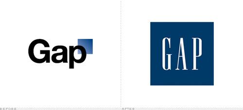 Gap Redesign