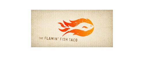 Flamin Fish