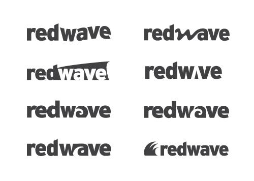 Redwave Logo Experiments