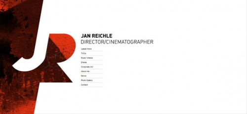 Jan Reichle Website