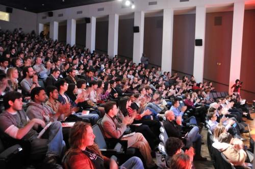 TEDxCMU 2011 Audience