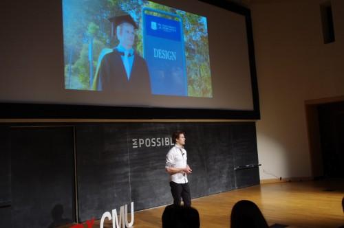 TEDxCMU 2011 Graduation