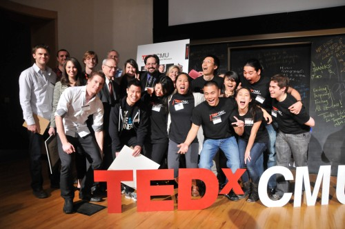 TEDxCMU Group 2011