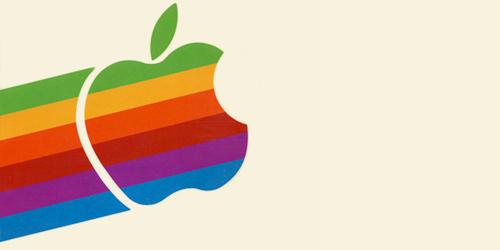 Apple-Retro