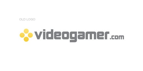 Old Video Gamer Logo