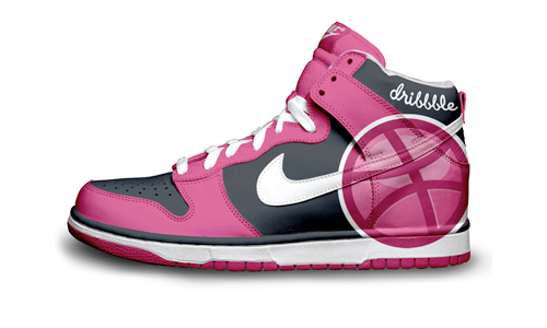 Dribbble-Shoes