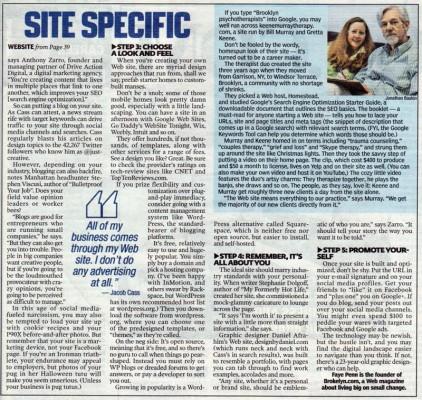 New York Post Jacob Cass Page 2