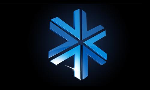 Appex.no Logo 3D