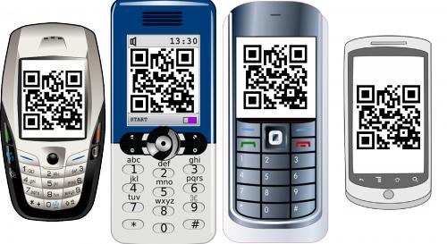 QR Code Phone